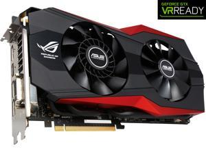 ASUS ROG GeForce GTX 980 4GB GDDR5 PCI Express 3.0 SLI Support Gaming Video Card MATRIX-GTX980-P-4GD5