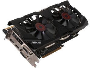 ASUS GeForce GTX 970 4GB GDDR5 PCI Express 3.0 SLI Support G-SYNC Support Video Card STRIX-GTX970-DC2OC-4GD5