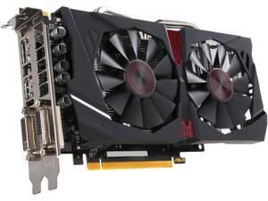 ASUS Radeon R7 370 STRIX-R7370-DC2OC-4GD5-GAMING 4GB 256-Bit GDDR5 PCI Express 3.0 HDCP Ready Video Card