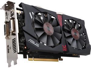 ASUS GeForce GTX 950 2GB GDDR5 PCI Express 3.0 SLI Support Video Card STRIX-GTX950-DC2OC-2GD5-GAMING