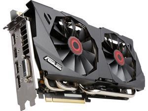 ASUS GeForce GTX 980 STRIX-GTX980-DC2OC-4GD5 4GB 256-Bit GDDR5 PCI Express 3.0 HDCP Ready SLI Support Video Card