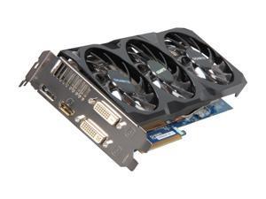 GIGABYTE Radeon HD 6950 DirectX 11 GV-R695UD-1GD 1GB 256-Bit GDDR5 PCI Express 2.1 x16 HDCP Ready CrossFireX Support Video Card with Eyefinity