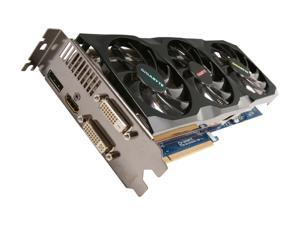 GIGABYTE Radeon HD 6950 DirectX 11 GV-R695OC-1GD 1GB 256-Bit GDDR5 PCI Express 2.1 x16 HDCP Ready CrossFireX Support Video Card