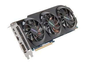 GIGABYTE Radeon HD 7970 3GB GDDR5 PCI Express 3.0 x16 CrossFireX Support Video Card GV-R797OC-3GD