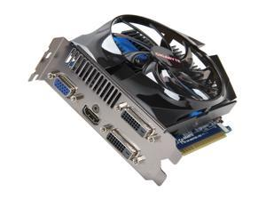 GIGABYTE GeForce GTX 650 Ti DirectX 11 GV-N65TOC-1GI 1GB 128-Bit GDDR5 PCI Express 3.0 x16 HDCP Ready Video Card