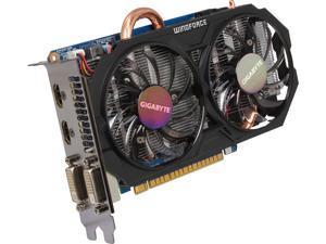 GIGABYTE GV-N75TOC-2GI G-SYNC Support GeForce GTX 750 Ti 2GB 128-Bit GDDR5 PCI Express 3.0 Video Card