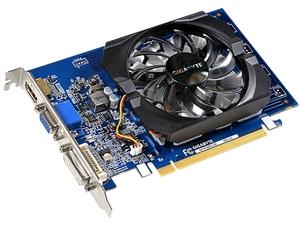 GIGABYTE GeForce GT 730 1GB 80mm Fan