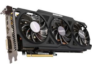 GIGABYTE Radeon R9 280 3GB GDDR5 PCI Express 3.0 Video Card GV-R928WF3OC-3GD