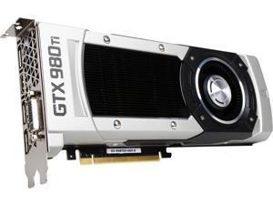 GIGABYTE GeForce GTX 980 Ti 6GB GDDR5 PCI Express 3.0 ATX Video Card GV-N98TD5-6GD-B