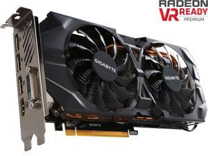 GIGABYTE Radeon R9 390 DirectX 12 GV-R939G1 GAMING-8GD 8GB 512-Bit GDDR5 PCI Express 3.0 HDCP Ready ATX Video Card