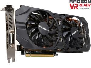 GIGABYTE Radeon R9 390 DirectX 12 GV-R939WF2-8GD (rev. 1.0) 8GB 512-Bit GDDR5 PCI Express 3.0 x16 ATX Video Card