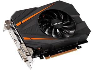 GIGABYTE GeForce GTX 1070 DirectX 12 GV-N1070IXOC-8GD 8GB 256-Bit GDDR5 PCI Express 3.0 x16 SLI Support ATX Video Card