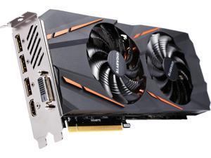 GIGABYTE GeForce GTX 1060 3GB GDDR5 PCI Express 3.0 x16 ATX Video Card GV-N1060G1 GAMING-3GD 2.0