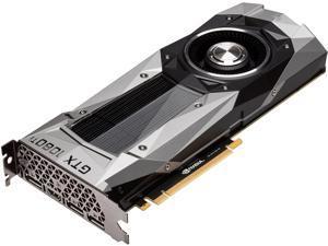 GIGABYTE GeForce GTX 1080 Ti FE DirectX 12 GV-N108TD5X-B 11GB 352-Bit GDDR5X PCI Express 3.0 ATX Video Card