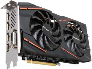 GIGABYTE Radeon RX 580 DirectX 12 GV-RX580GAMING-8GD 8GB 256-Bit GDDR5 PCI Express 3.0 x16 ATX Video Card