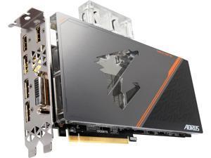 GIGABYTE AORUS Xtreme GeForce GTX 1080 Ti Waterforce WB 11GD, GV-N108TAORUSX WB-11GD
