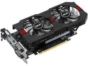 ASUS Radeon R7 360 2GB GDDR5 PCI Express 3.0 CrossFireX Support Video Card R7360-OC-2GD5-V2