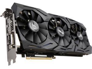 ASUS GeForce GTX 1080 STRIX-GTX1080-8G-GAMING 8GB 256-Bit GDDR5X PCI Express 3.0 Video Card