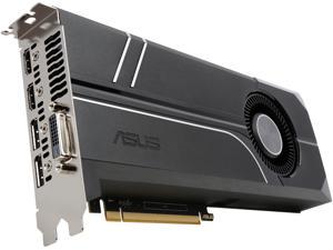 ASUS Turbo GeForce GTX 1060 TURBO-GTX1060-6G 6GB 192-Bit GDDR5 PCI Express 3.0 HDCP Ready Video Card