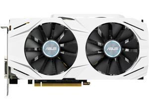 ASUS Dual GeForce GTX 1070 DirectX 12 DUAL-GTX1070-O8G 8GB 256-Bit GDDR5 PCI Express 3.0 HDCP Ready SLI Support Video Card