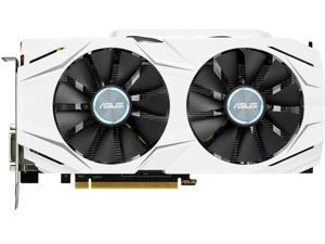 ASUS GeForce GTX 1060 DUAL-GTX1060-6G 6GB 192-Bit GDDR5 PCI Express 3.0 HDCP Ready Video Card