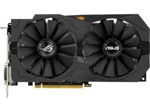 ASUS ROG STRIX Radeon RX 470 4GB DP 1.4 HDMI 2.0 AMD Gaming Graphics Card, STRIX-RX470-4G-GAMIN