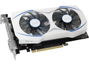 ASUS GeForce GTX 1050 Ti 4GB GDDR5 PCI Express 3.0 Video Card DUAL-GTX1050TI-O4G