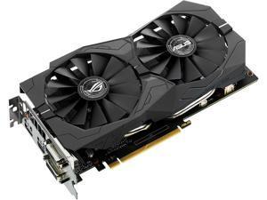 ASUS GeForce GTX 1050 Ti 4GB ROG STRIX HDMI 2.0 DP 1.4 Gaming Graphics Card (STRIX-GTX1050TI-4G-GAMING)