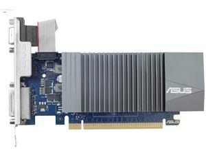 ASUS GeForce GT 710 2GB GDDR5 HDMI VGA DVI Graphics Card (GT710-SL-2GD5-CSM)