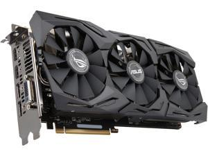ASUS ROG GeForce GTX 1070 Ti STRIX-GTX1070TI-8G-GAMING 8GB 256-Bit GDDR5 PCI Express 3.0 HDCP Ready Video Card