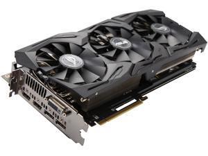 ASUS ROG Radeon RX Vega 56 8GB HBM2 PCI Express 3.0 CrossFireX Support Video Card STRIX-RXVEGA56-O8G-GAMING