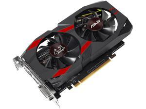 ASUS Cerberus GeForce GTX 1050 Ti 4GB OC Edition GDDR5 Gaming Graphics Card, CERBERUS-GTX1050TI-O4G