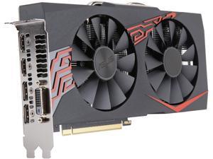 ASUS Expedition GeForce GTX 1060 6GB GDDR5 PCI Express 3.0 Video Card EX-GTX1060-O6G