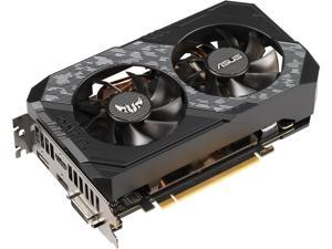 ASUS TUF Gaming GeForce RTX 2060 OC Edition 6GB GDDR6 VR Ready HDMI 2.0b DP 1.4 Auto Extreme Graphics Card (TUF-RTX2060-O6G-GAMING)
