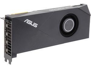 ASUS Turbo GeForce RTX 2080 8GB GDDR6 PCI Express 3.0 SLI Support Video Card TURBO-RTX2080-8G-EVO