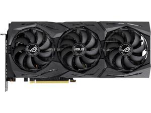 ASUS ROG STRIX GeForce RTX 2070 SUPER Advanced Overclocked 8G GDDR6 HDMI DisplayPort USB Type-C Gaming Graphics Card (ROG-STRIX-RTX2070S-A8G-GAMING)