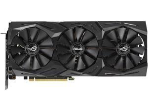 ASUS ROG STRIX GeForce RTX 2060 SUPER ROG-STRIX-RTX2060S-O8G-GAMING 8GB 256-Bit GDDR6 PCI Express 3.0 HDCP Ready Video Card