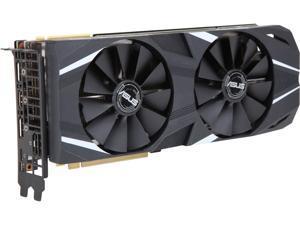 ASUS Dual GeForce RTX 2080 8GB GDDR6 PCI Express 3.0 SLI Support Video Card DUAL-RTX2080-O8G