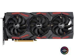 ASUS ROG STRIX AMD Radeon RX 5700 XT Overclocked 8G GDDR6 HDMI DisplayPort Gaming Graphics Card (ROG-STRIX-RX5700XT-O8G-GAMING)