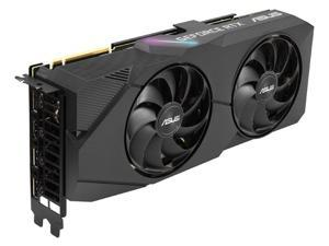 ASUS Dual GeForce RTX 2080 SUPER DUAL-RTX2080S-O8G-EVO-V2 8GB 256-Bit GDDR6 PCI Express 3.0 HDCP Ready SLI Support Video Card