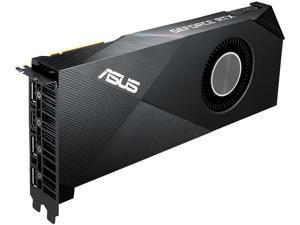 ASUS Turbo GeForce RTX 2080 SUPER TURBO-RTX2080S-8G-EVO 8GB 256-Bit GDDR6 PCI Express 3.0 HDCP Ready SLI Support Video Card