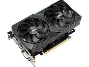 ASUS Dual GeForce RTX 2070 DirectX 12 DUAL-RTX2070-O8G-MINI 8GB 256-Bit GDDR6 PCI Express 3.0 HDCP Ready Video Card