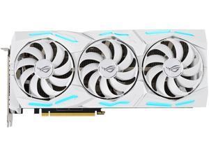 ASUS ROG STRIX GeForce RTX 2080 SUPER ROG-STRIX-RTX2080S-O8G-WHITE-GAMING 8GB 256-Bit GDDR6 PCI Express 3.0 HDCP Ready SLI Support Video Card