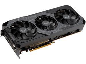ASUS TUF Gaming X3 Radeon RX 5600 XT TUF 3-RX5600XT-T6G-EVO-GAMING 6GB 192-Bit GDDR6 PCI Express 4.0 HDCP Ready Video Card