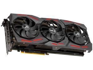 ASUS ROG STRIX GeForce RTX 2060 DirectX 12 STRIX-RTX2060-O6G-EVO-GAM 6GB 192-Bit GDDR6 PCI Express 3.0 HDCP Ready Video Card