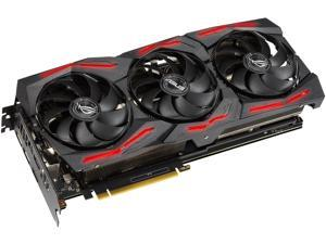 ASUS ROG STRIX GeForce RTX 2060 SUPER ROG-STRIX-RTX2060S-O8G-EVO-V2-GAMING 8GB 256-Bit GDDR6 PCI Express 3.0 HDCP Ready Video Card