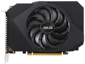 ASUS Phoenix GeForce GTX 1650 PH-GTX1650-O4GD6-P 4GB 128-Bit GDDR6 PCI Express 3.0 HDCP Ready Video Card