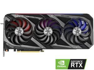 ASUS ROG Strix GeForce RTX 3070 DirectX 12 ROG-STRIX-RTX3070-O8G-GAMING 8GB 256-Bit GDDR6 PCI Express 4.0 HDCP Ready Video Card