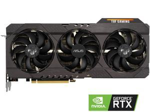 ASUS TUF Gaming GeForce RTX 3070 DirectX 12 TUF-RTX3070-O8G-GAMING 8GB 256-Bit GDDR6 PCI Express 4.0 HDCP Ready Video Card