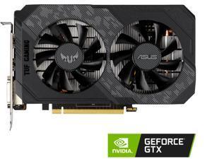 ASUS TUF Gaming GeForce GTX 1650 TUF-GTX1650-4GD6-P-GAMING 4GB 128-Bit GDDR6 PCI Express 3.0 HDCP Ready Video Card